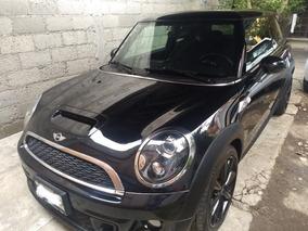 Mini Cooper 1.6 S All Black 6vel Aa Mt