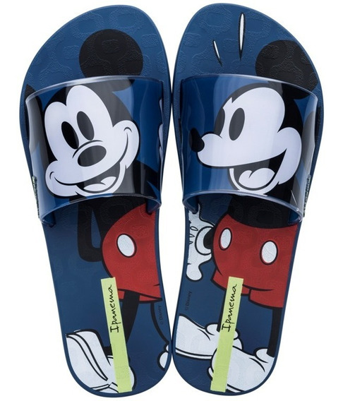 Chinelo Sandália Slide Ipanema Disney Colonelli 26425