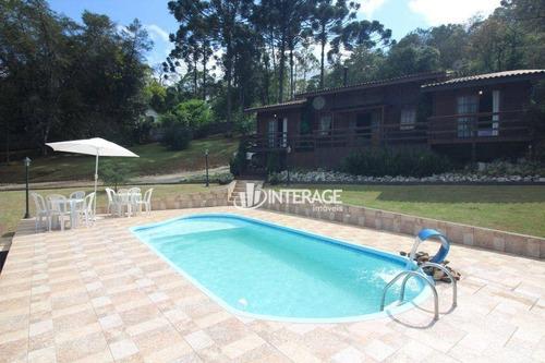 Imagem 1 de 30 de Chácara Com 3 Dormitórios À Venda, 4600 M² Por R$ 801.000,00 - Campo Magro - Campo Magro/pr - Ch0020