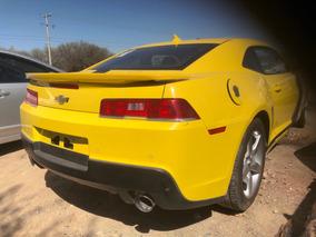 Chevrolet 2015 Camaro Venta De Refacciones X Partes