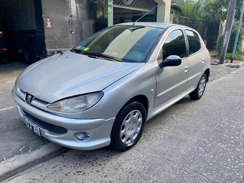 Peugeot 206 1.6 Premium 2007 100% Finanaciado En Cuotas