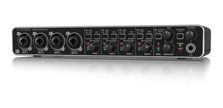 Interface De Audio Behringer Uphoria Umc404 Hd