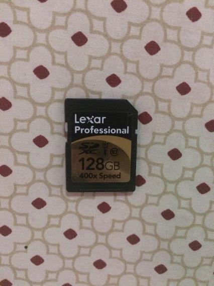 Lexar Professional 128gb Sdxc 400x Speed