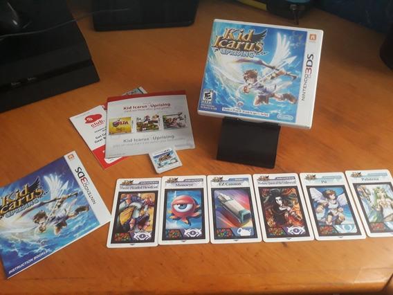 Kid Icarus Uprisinng - Nintendo 3ds