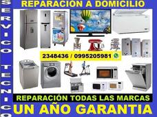 Reparacion Lavadoras Refrigeradoras Cocinas Microndas Tv Lcd