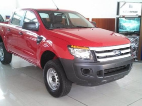 Nueva Ford Ranger Xl Safety 4x2 Cabina Doble 0km Entrega Ya