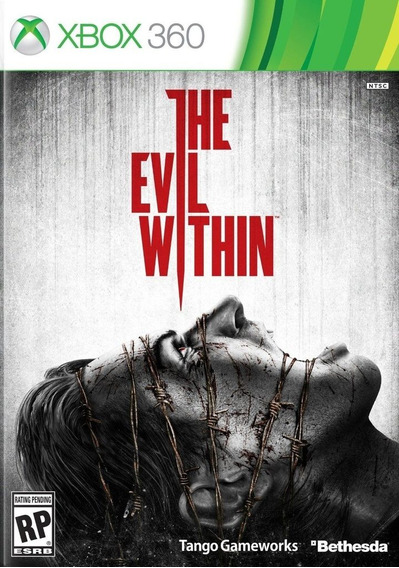 The Evil Within Xbox 360 (requer Hd Ou Pendrive)