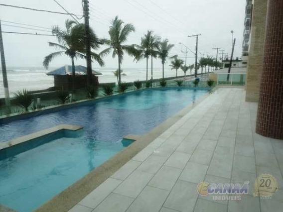 Apartamento Com 2 Dormitórios Mongaguá R$352 Mil Cod-7504