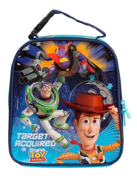 Lancheira Infantil Toy Story Dermiwil Disney 30429