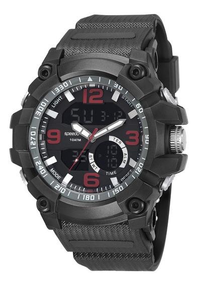 Relógio Speedo Masculino Anadigi 81129g0evnp5