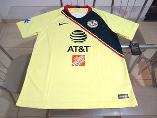 Camisa Time Futebol Oficial Nike America México