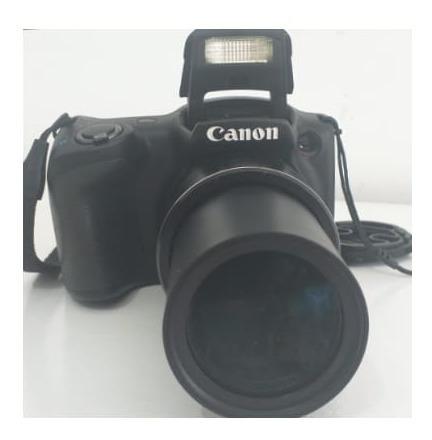 Canon Powershot Sx400 Is Semi Profissional Completa