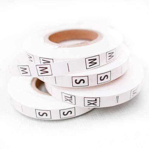 Etiquetas  Textiles  ( Tallas)