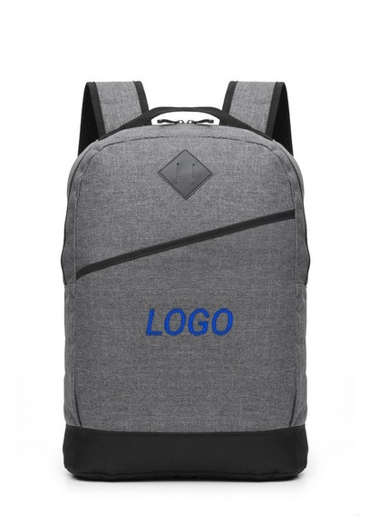 Mochila Duomo Porta Notebook Con Logo Bordado! Solo X Mayor