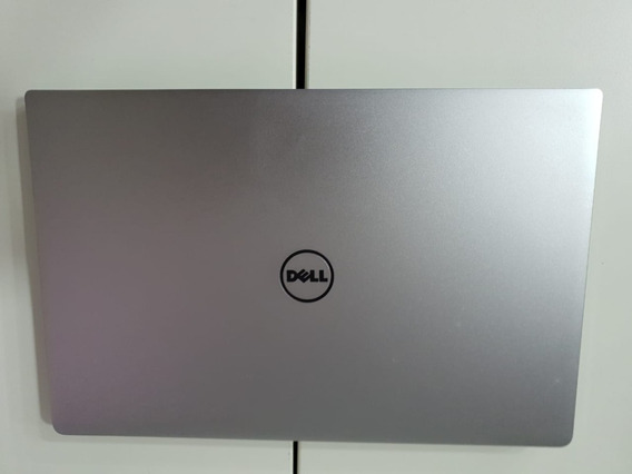 Notebook Dell Xps 9360 I7 8g 8gb Tela 13 4k Touch Ssd 256gb