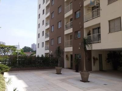 Apartamento A Venda No Bairro Ipiranga Em São Paulo - Sp. - 1163-1