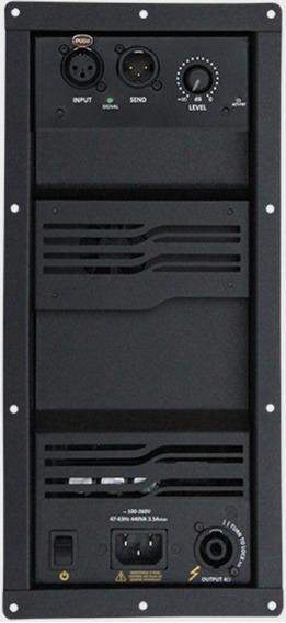 Amplificador Inbox Bi-ampli 700w + 150w Next Pro M700cross
