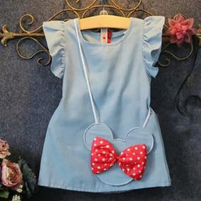 Vestido Infantil Bebê Menina Linda Pc 08