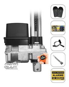 Kit Motor De Portão Eletrônico Basculante Ppa 1/4 Rápido 8s