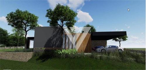 Casa Com 4 Dormitórios À Venda, 360 M² Por R$ 2.480.000,00 - Alphaville Nova Esplanada I - Votorantim/sp - Ca1788
