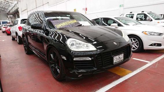 Porsche Cayenne 4.8 V8 Tiptronic Turbo At 2009