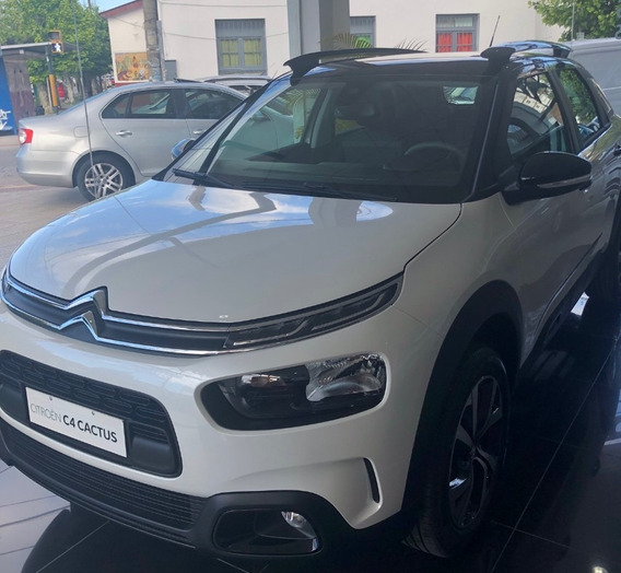 Citroen C4 Cactus 1.6 Vti 115 At6 Feel Pack 0km