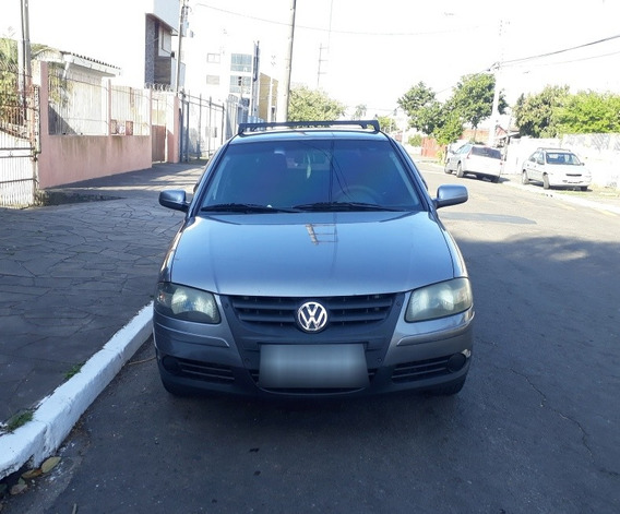 Volkswagen Gol 1.6 Power Total Flex 5p 2008