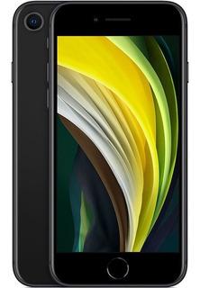 iPhone SE Apple 64gb Preto 4g Tela 4,7 Retina - Câm. 12mp