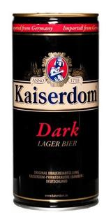 Cerveza Kaiserdom Lata 1l Dark