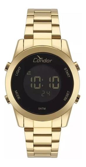Relógio Condor Feminino Cobj3279aa/4p Vai Com Brinde