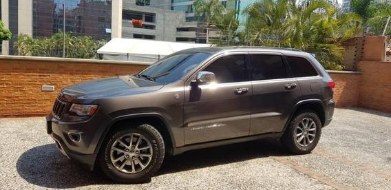 Diplomático Vende Gran Cherokee Año 2013
