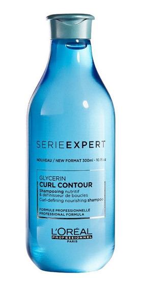 Shampoo Curl Contour Cabello Rizado L´oréal Professionnel