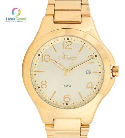 Relógio Condor Feminino Co2115sw/4x, C/ Garantia E Nf