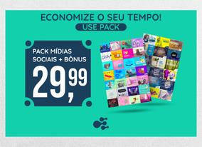Pack Mídias Sociais 2019 + Bônus