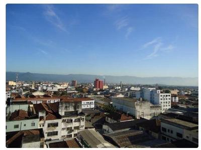 Kitnet Em Centro, São Vicente/sp De 25m² 1 Quartos Para Locação R$ 950,00/mes - Kn221087