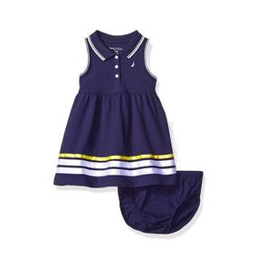 Vestido Regata Nautica Baby