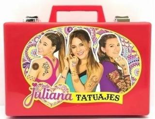 Valija Grande Juliana Tatuajes Tattoo Nueva Tv