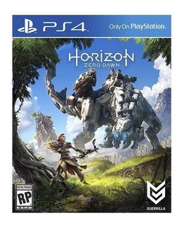 Horizon: Zero Dawn Ps4 -juego Fisico - Prophone