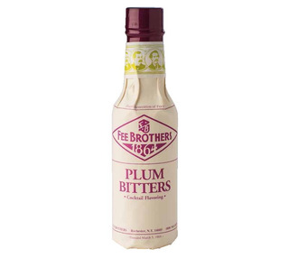 Fee Brothers Bitter Plum Aromatic Bitters X 150ml