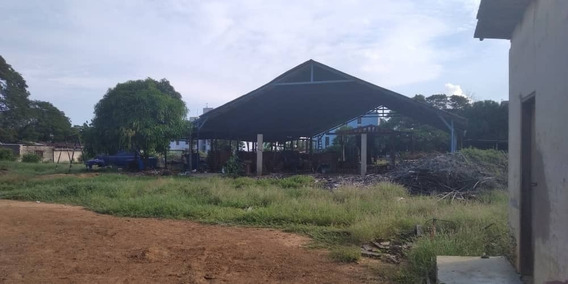 Terreno Y Galpon En Haticos MaracaiboCc33694