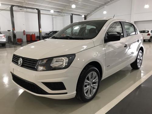 Volkswagen Gol Trend Trendline Entrega Inmediata Je