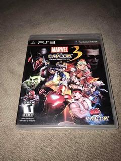 Marvel Vs Capcom 3 Para Ps3!!!