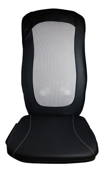 Masajeador Para Espalda Back Renew / Asiento Con Vibración