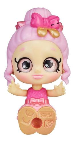 Imagen 1 de 4 de Kindi Kids Mini Bobble Doll Muñeca Pirouetta Bandai