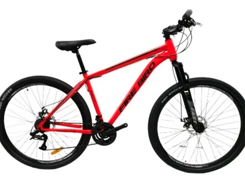 Imagen 1 de 3 de Bicicleta Fire Bird Acero 21 Vel Rodado 29