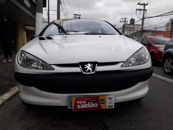 Peugeot 206 2003 1.6 16v Soleil 3p - Esquina Automóveis