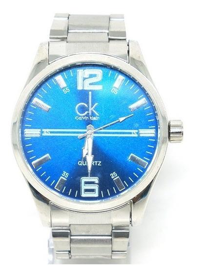 Relógio Calvin Klein Prata - Preço Imperdível