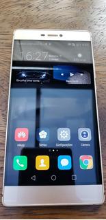 Celular Huawei P8, 64gb,dual Sim,13mp,android 6 Não É O Lite