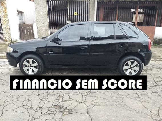 Vw Gol 2009 G4 Financiamento Com Score Baixo