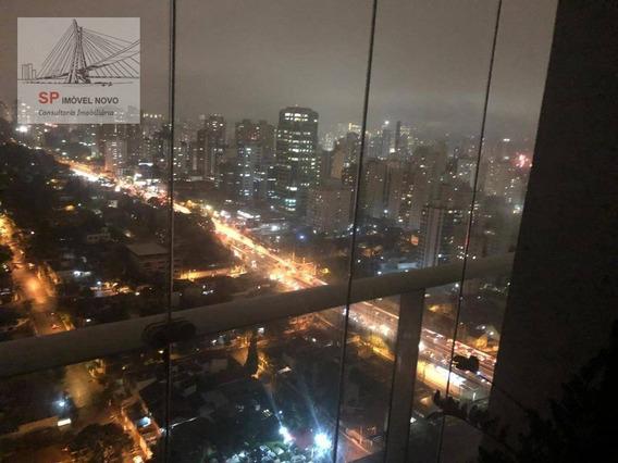 Apartamento Com 1 Dormitório À Venda, 49 M² Por R$ 721.000,00 - Campo Belo - São Paulo/sp - Ap15054